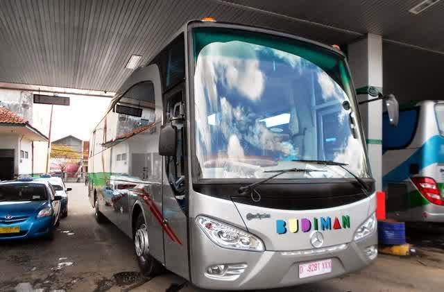 Harga Tiket dan Jadwal Bus Budiman Mei 2017 Terbaru